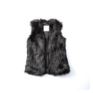 Abercrombie & Fitch Jackets & Coats - NWT Abercrombie & Fitch fur vest